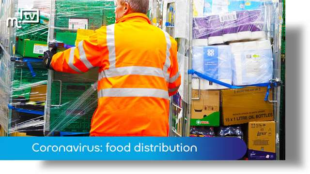 Preview of - Coronavirus: food distribution