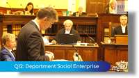 Q12: Department Social Enterprise