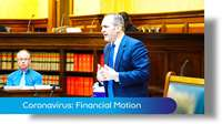 Emergency Tynwald session: Treasury Minister Financial Motion