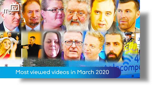 Preview of - Most viewed videos in March 2020