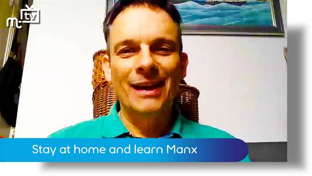 Preview of - Stay at home and learn Manx