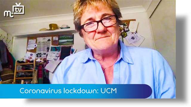Preview of - Coronavirus lockdown: UCM