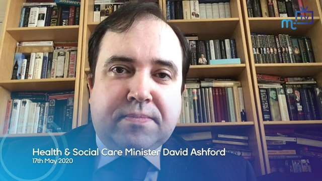 Preview of - Health & Social Care Minister David Ashford