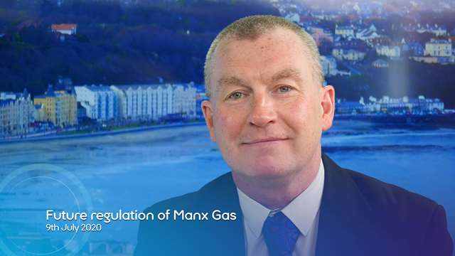 Preview of - Future regulation of Manx Gas