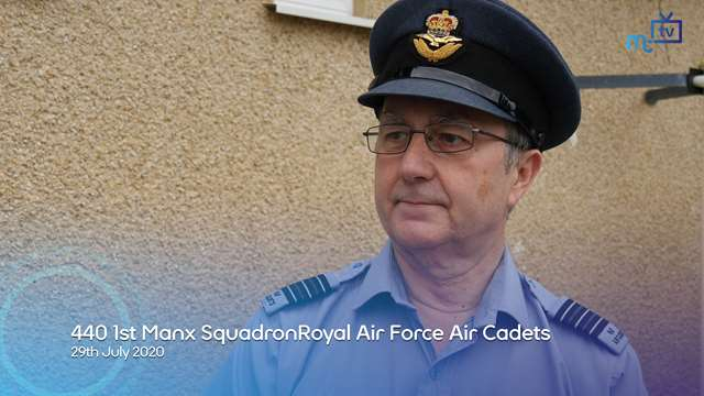 Preview of - 440 1st Manx Squadron Royal Air Force Air Cadets