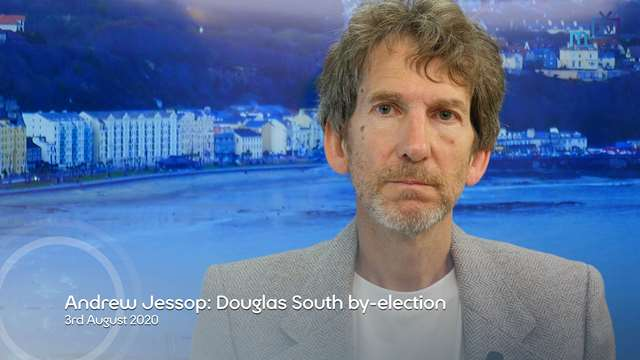 Preview of - Andrew Jessop: Douglas South by-election