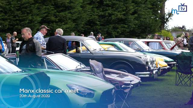 Preview of - Manx classic car meet