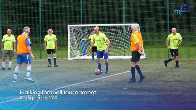 Preview of - Walking football tournament