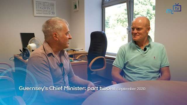 Preview of - Guernsey's Chief Minister: part two