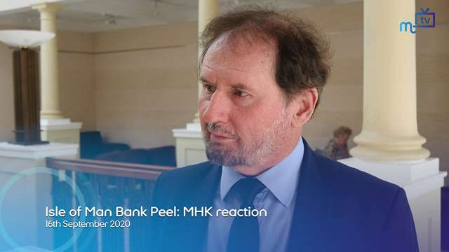 Preview of - Isle of Man Bank Peel: MHK reaction