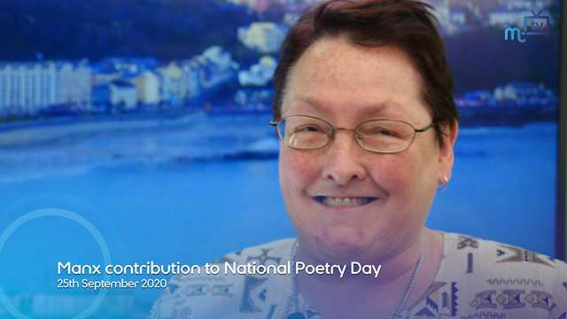Preview of - Manx contribution to National Poetry Day
