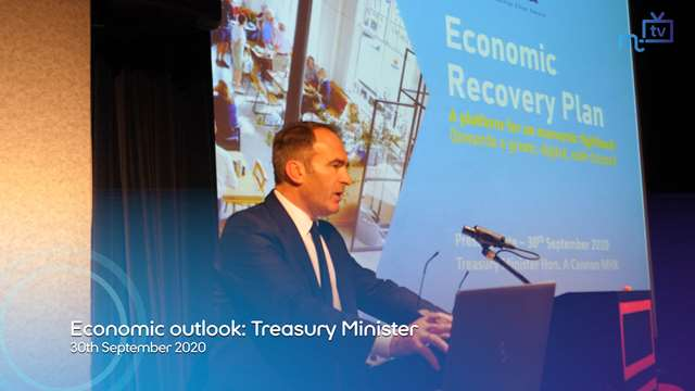 Preview of - Economic outlook: Treasury Minister