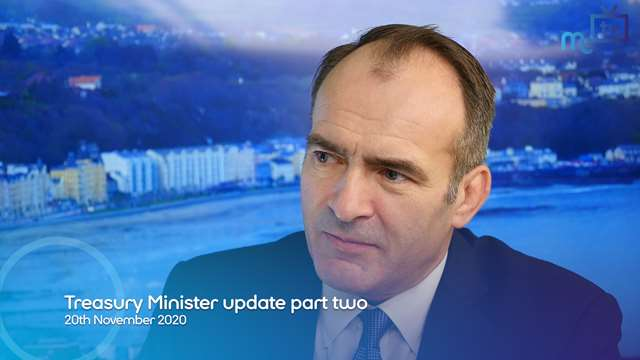 Preview of - Treasury Minister update part two