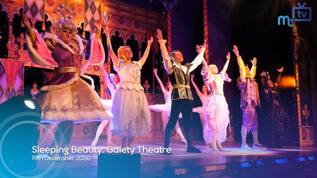 Preview of - Sleeping Beauty: Gaiety Theatre