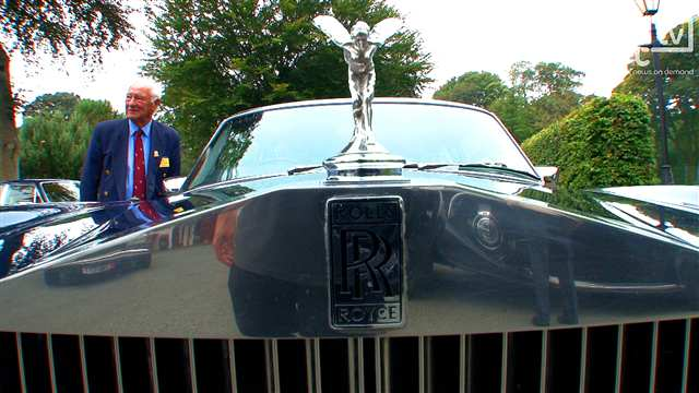 Preview of - Rolls Royce club marks 25 years