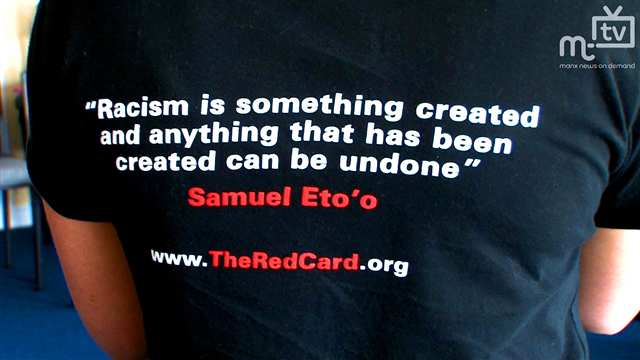 Preview of - Show Racism the Red Card