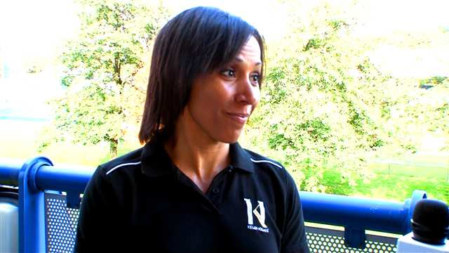 Preview of - Dame Kelly Holmes