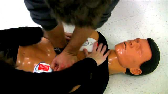 Preview of - Defibrillator Course