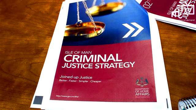 Preview of - Criminal Justice Strategy Review