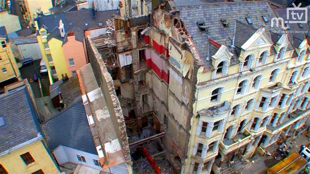 Preview of - Mannin Hotel comes down (1)